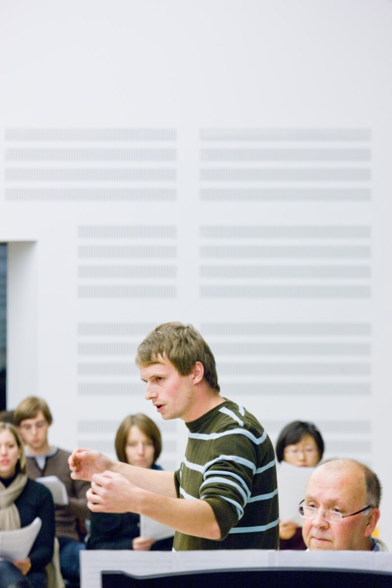 Dirigent | HfKM Regensburg