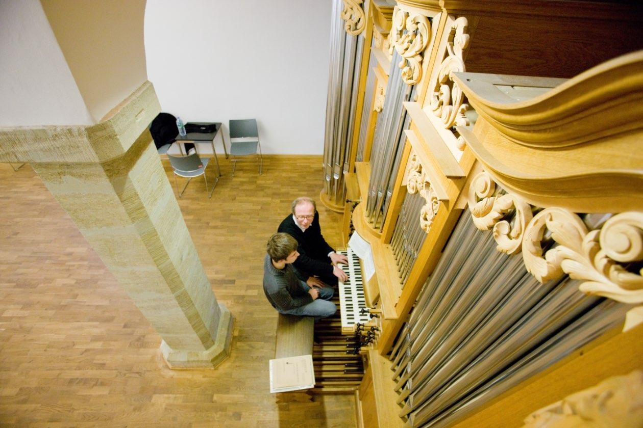 Orgel | HfKM Regensburg