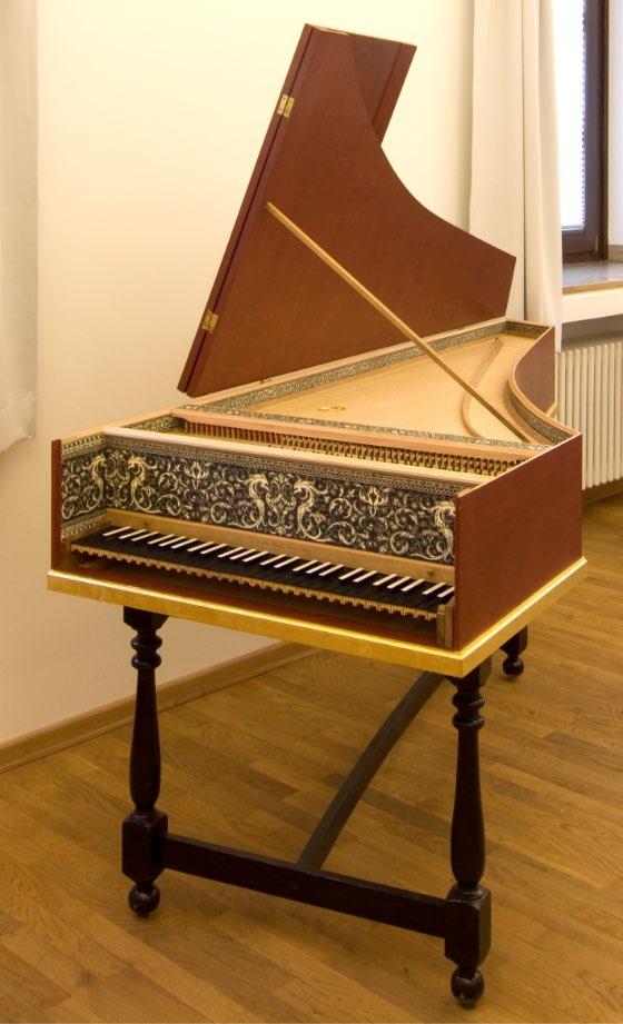 Cembalo Fuchs