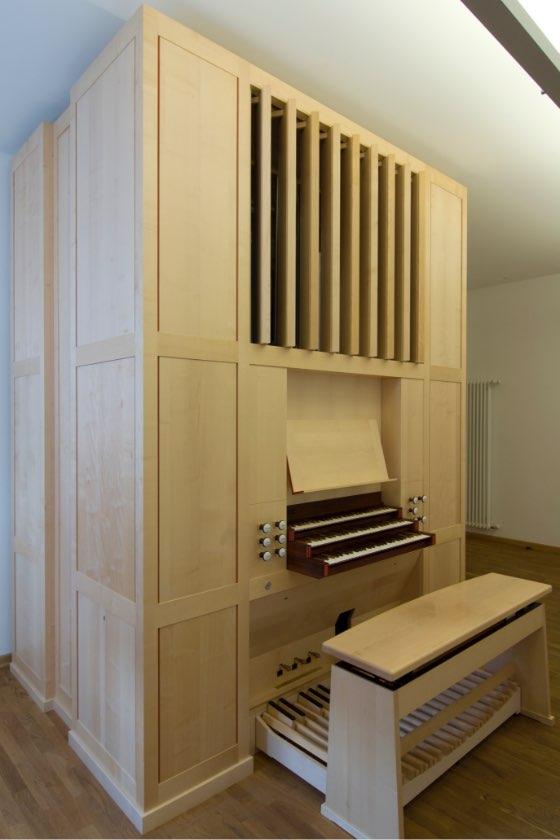 Orgelbau Goll AG, Luzern, 2006