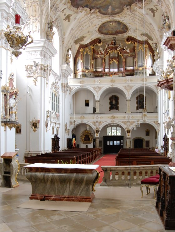 Claudius Winterhalter Orgelbau, Oberharmersbach, 2007